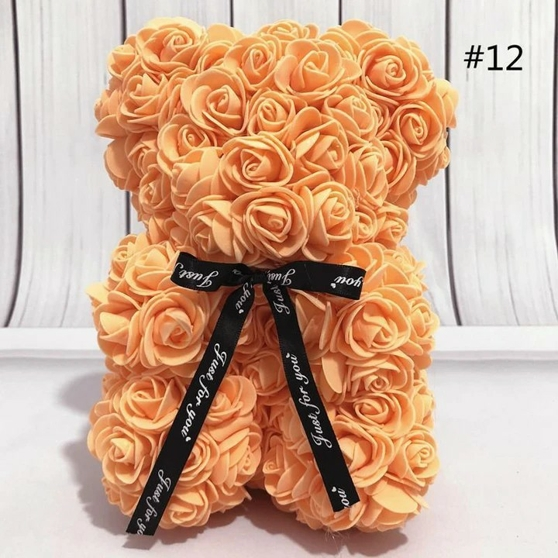 🌹🌹THE LUXURY ROSE TEDDY BEAR-BUY 2 FREE SHIPPING