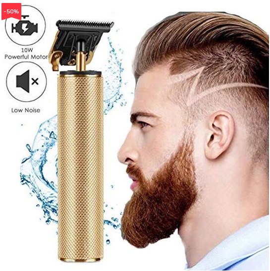 2020 New Cordless Zero Gapped Trimmer Hair Clipper - Perfect Gift