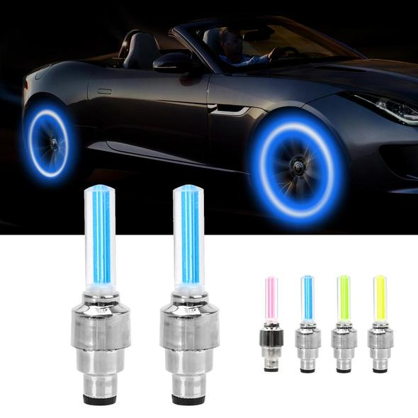 Waterproof Led Wheel Lights-Suitable For All Vehicles