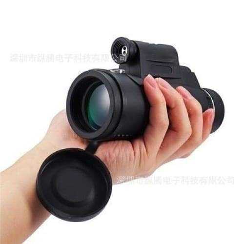 2021 New Arrival Compass Flashlight+infrared Distance High - Angle Monocular Telescope Laser Outdoor Hiking Travel Portable Telescope Fashion Accessories Tool