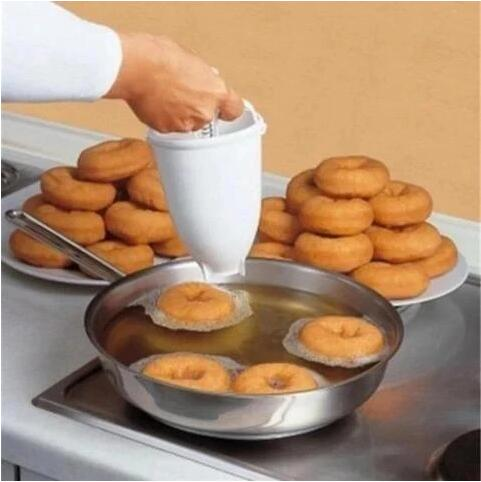 🍩Donuts Maker-Make your own donuts at home!