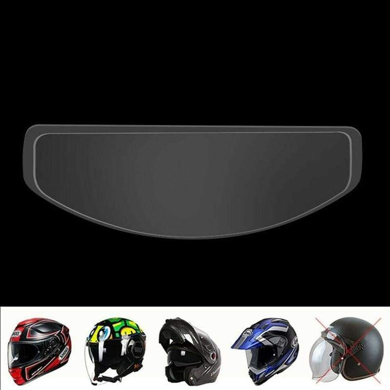 Universal Motorcycle helmet visor clear Pinlock Anti-fog patch Suitable Breaker helmet Lens Anti-fog Film