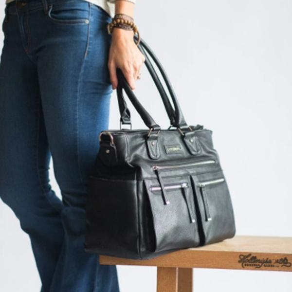 Faddishshoes Vegan Carry-All Tote Bags