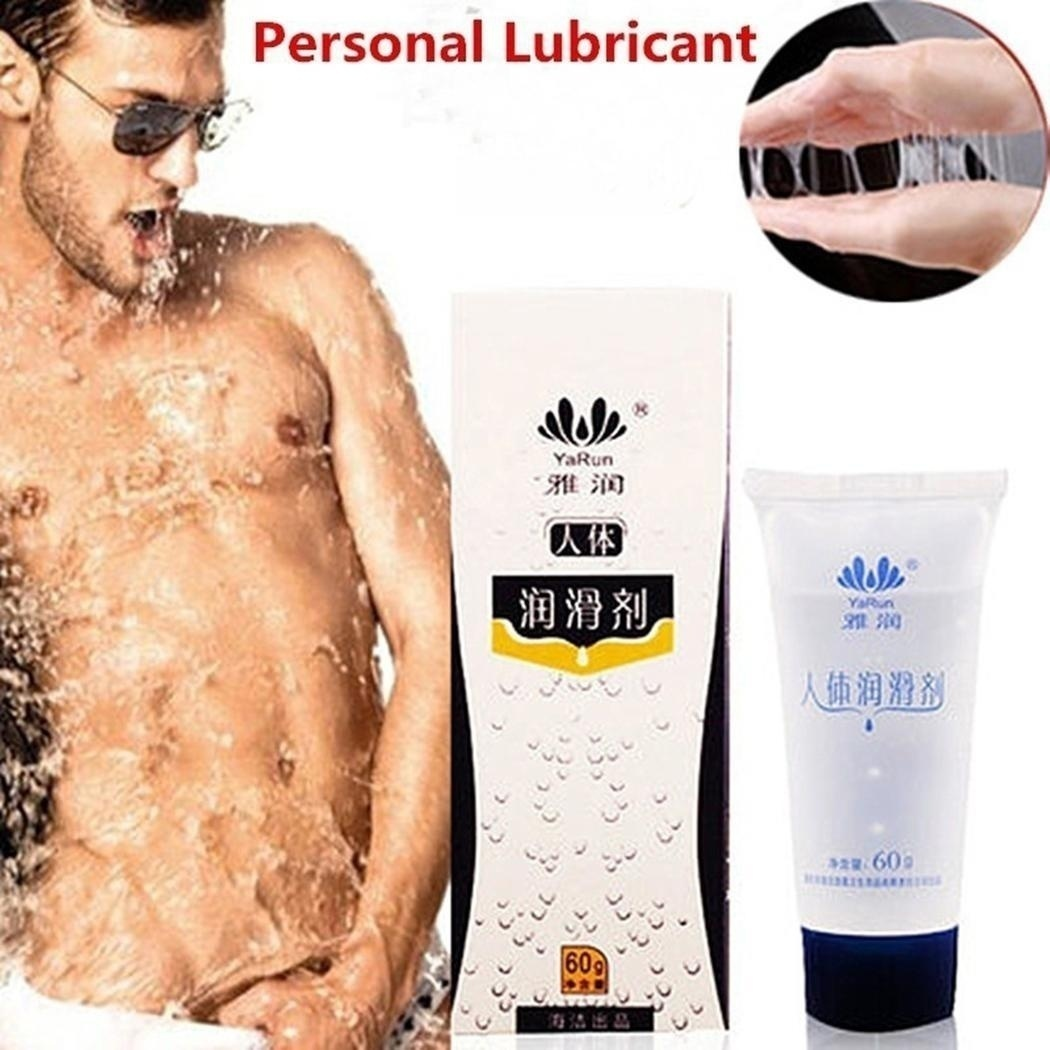 Hot 13/20/60g Sex Water-soluble Based Lubes Sex Body Masturbating Lubricant Massage Lubricating Oil Lube