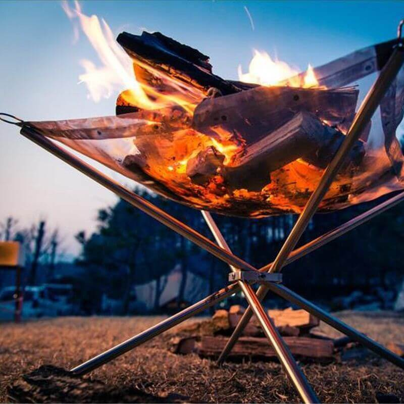 New Year Promotion-EASYWILD™ PORTABLE FIRE PIT( save $15)
