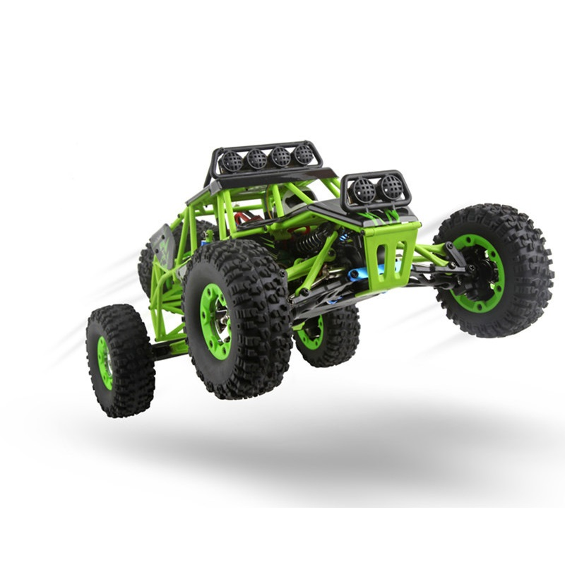 WLtoys 12428 1/12 RC Car 2.4G 4WD 50km/h High Speed Cars