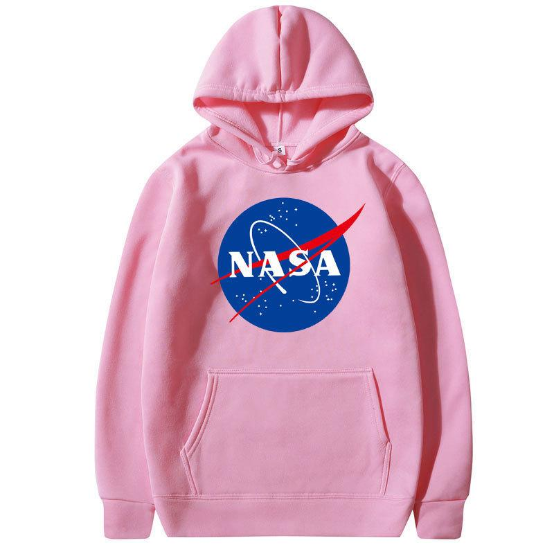 Nasa Hoodies Men Women Pullover