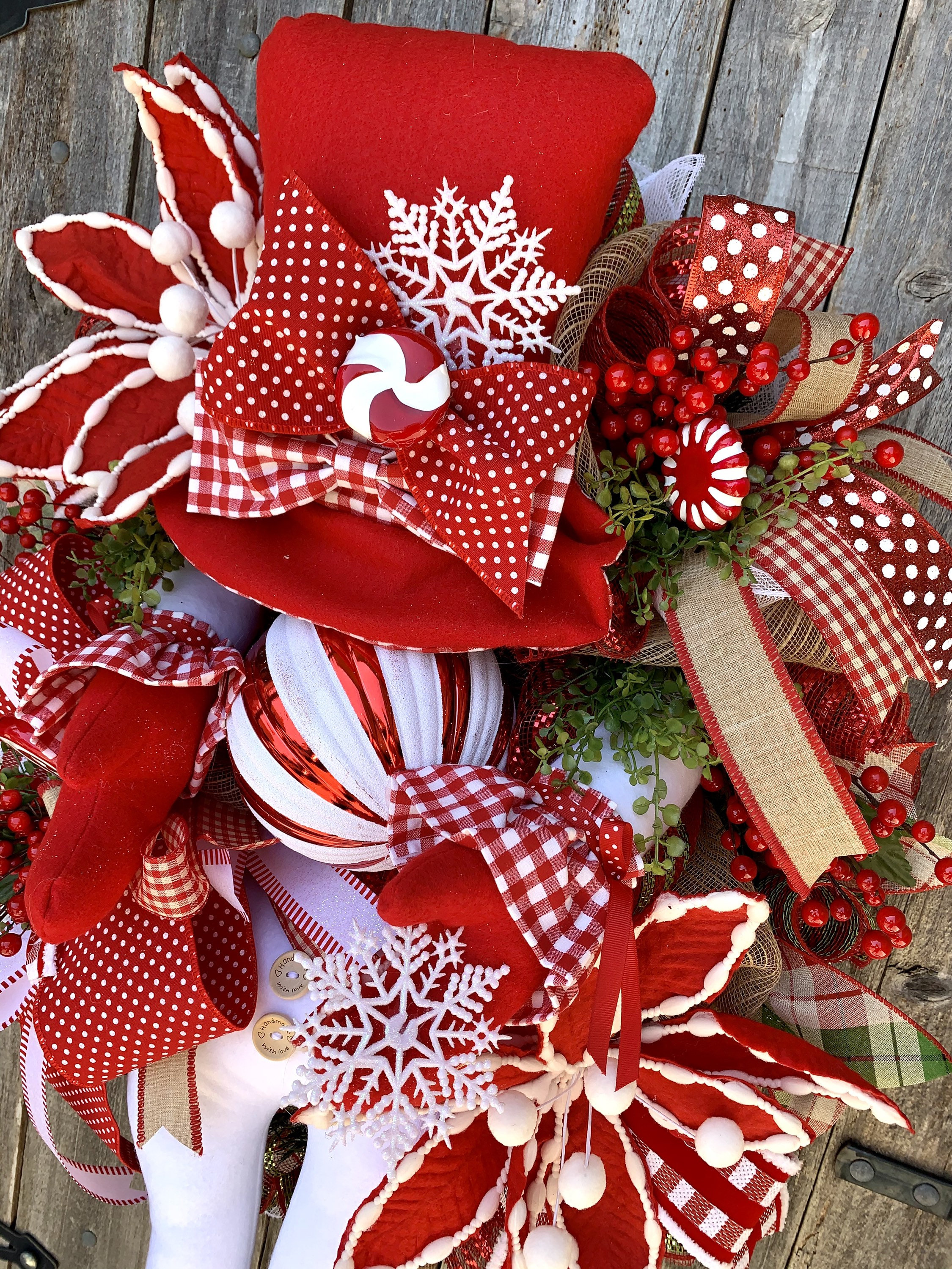 🎁Holiday Promotion🎁Holiday Baubles Wreath