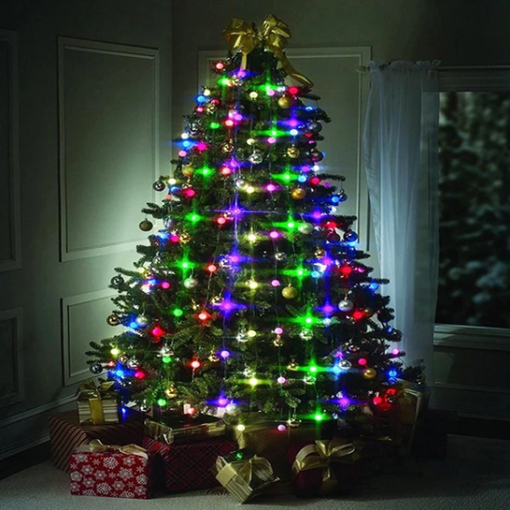 Christmas Tree LED String Lights-BUY TWO Free Shipping