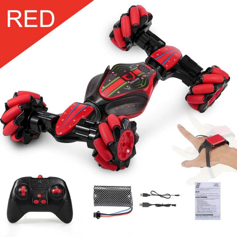 [🔥BLACK FRIDAY SALE!!!] [Gesture Control & Remote Control] 360 Degrees Rotating RC Car 🔥