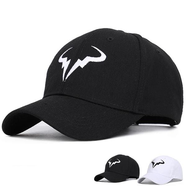 Baseball Cap Tennis Player Unstructured Dad Hat Men's and Women's Snapback Hat Bone Embroidery Nadal Hat