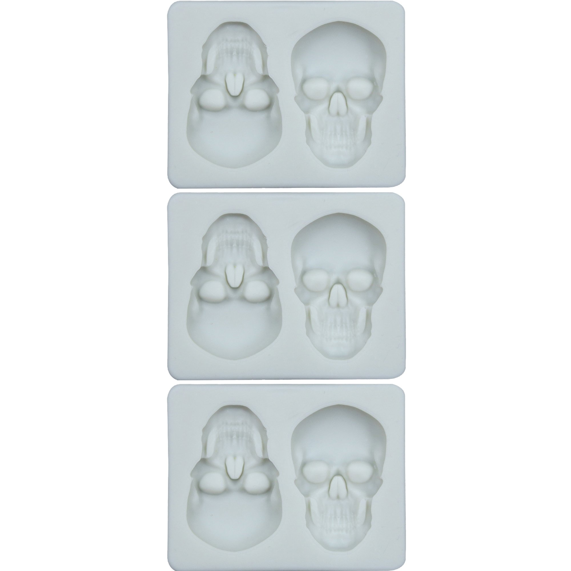 Halloween Pre-Sale! Food-Graded Durable 3D Skull Cake Mold