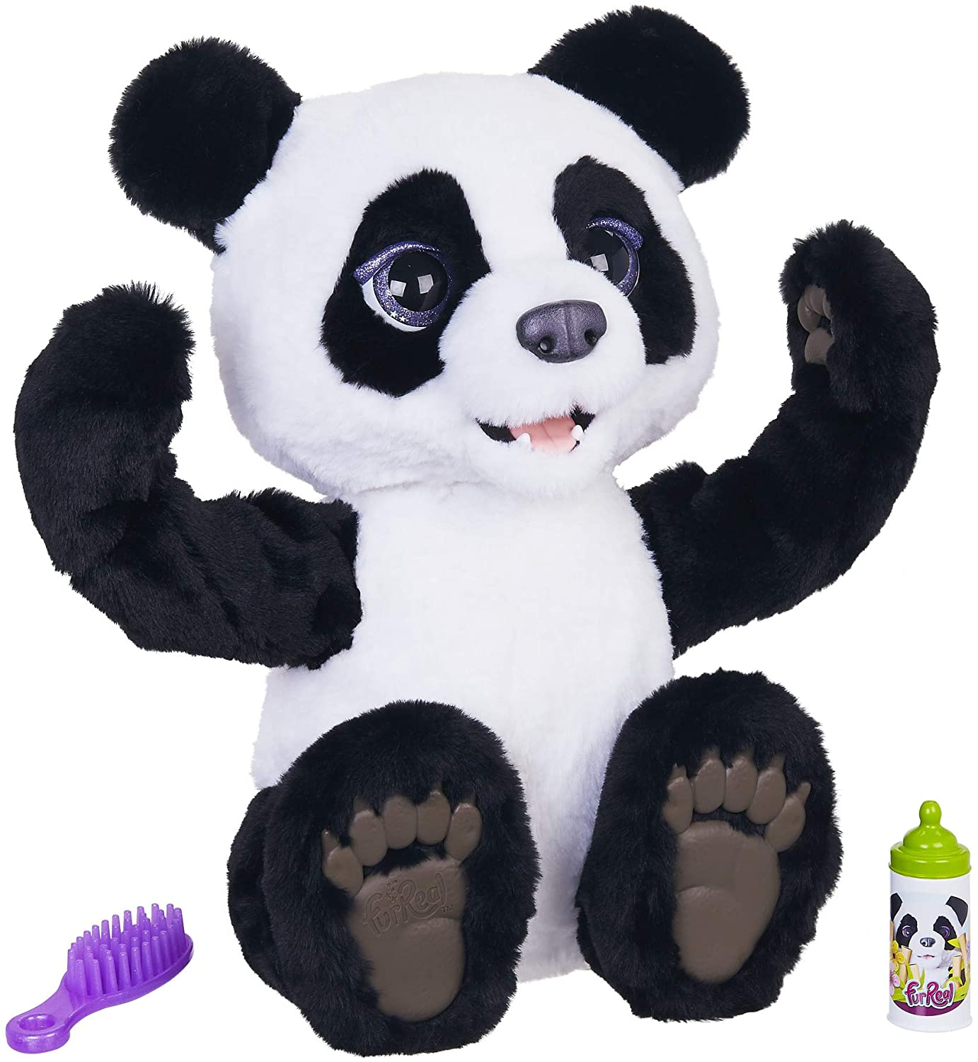 🔥50% OFF SALE🔥The Curious Panda Cub Interactive Plush Toy