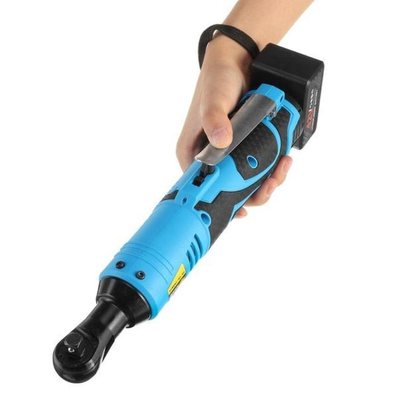 Rechargeable Electric Ratchet Wrench