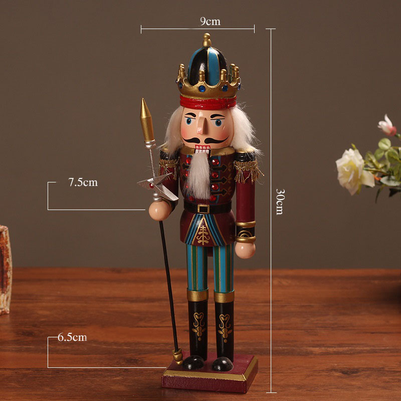 🎅Christmas Sale🎅Nutcracker Soldier-buy 2 free shipping