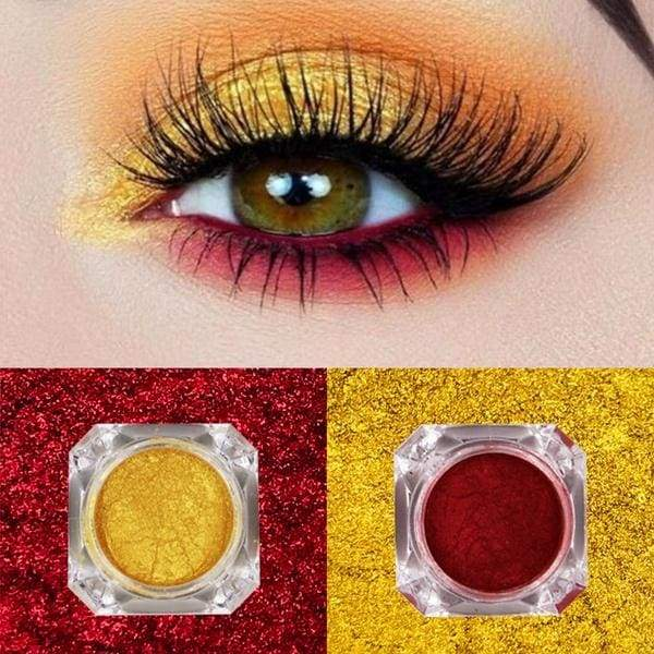 Pigment Eyeshadow Shimmer Glitter Cream Pigment Eye Makeup