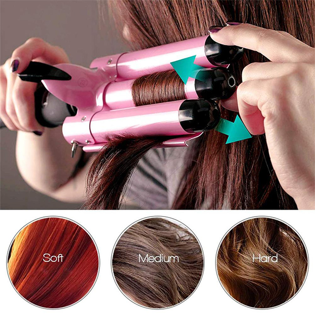 New-In Ceramic Waver Curlers-Your own hairstylist