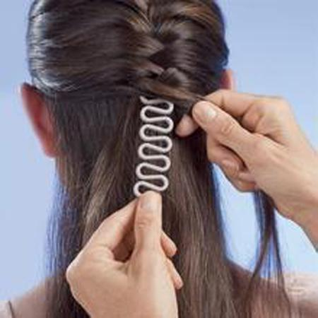 Perfect Braiding Tool