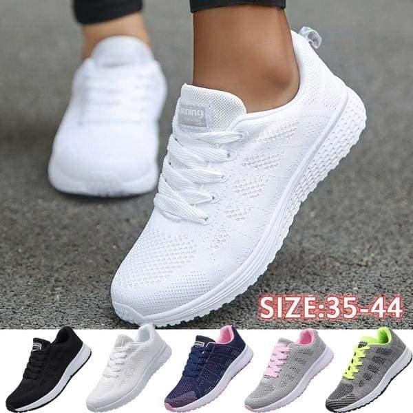 Women Sneakers Casual Shoes Flat Gym Shoes Breathable Sport Running Shoes for Women