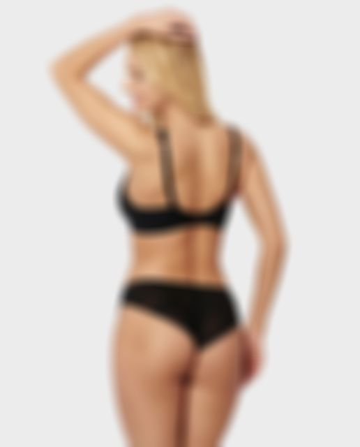 Women's Sexy Lingerie Sets Affordable Lingerie Y Back Thong High Waisted Underwear Set