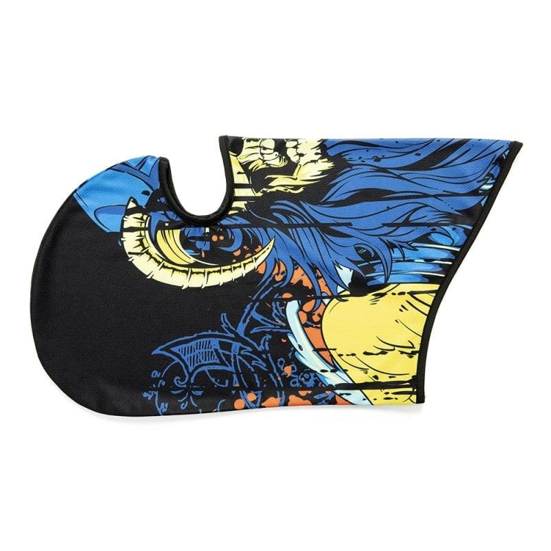 3D Funny Mask Scarf, Outdoor Snowproof Sunscreen Locomotive Riding Magic Headscarf Quick-drying Breathable Riding Motorcycle Motorcycle Bike Clown Hip Hop Dust Cap Halloween Full Face Mask