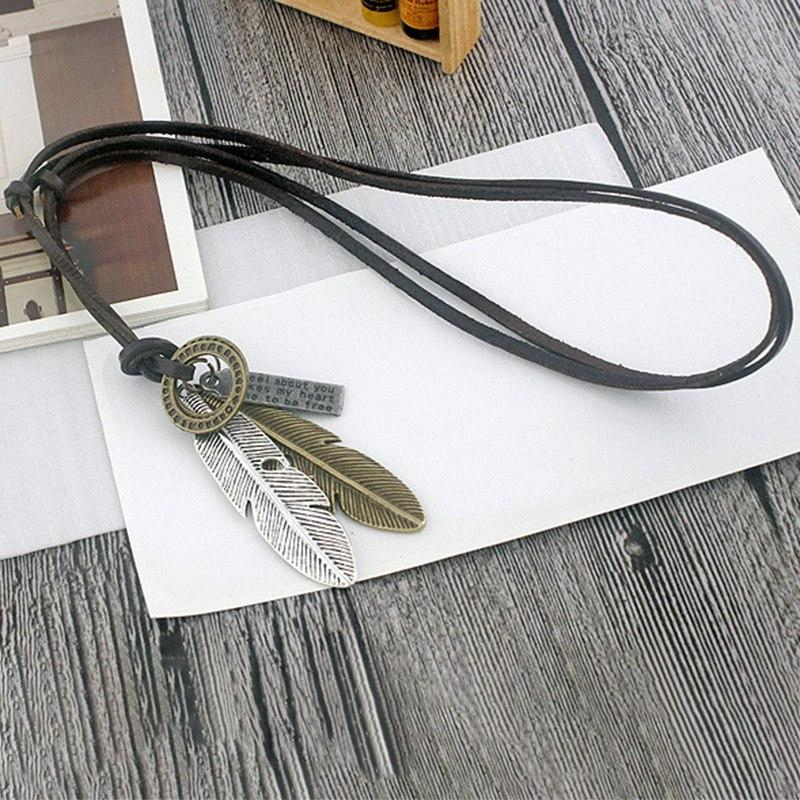 Angel Wing Alloy Necklace