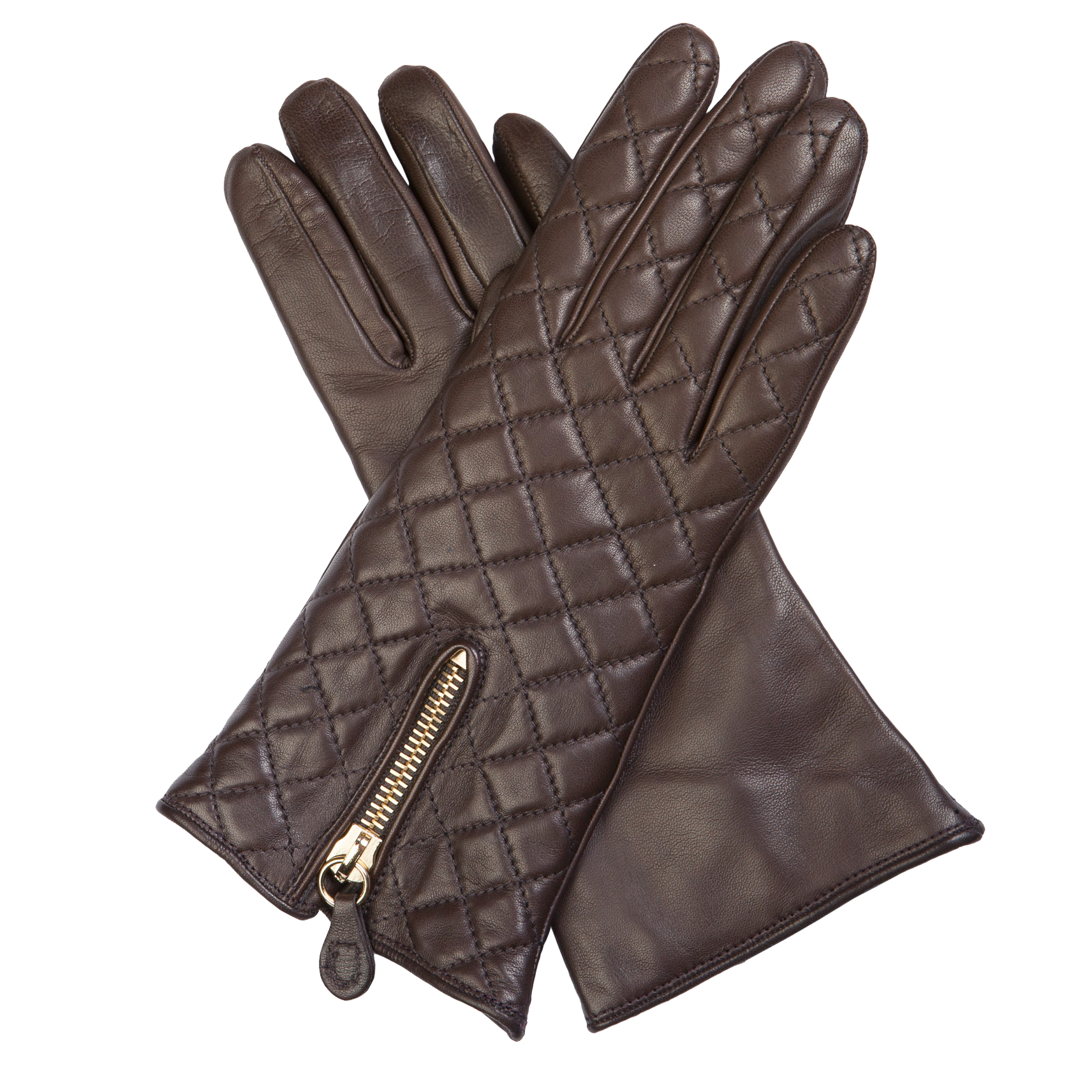 Marie | Quilted Leather Glove