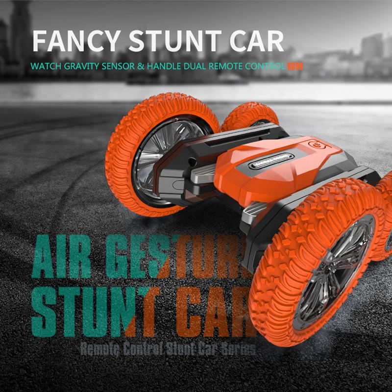 Air Gesture Stunt Car