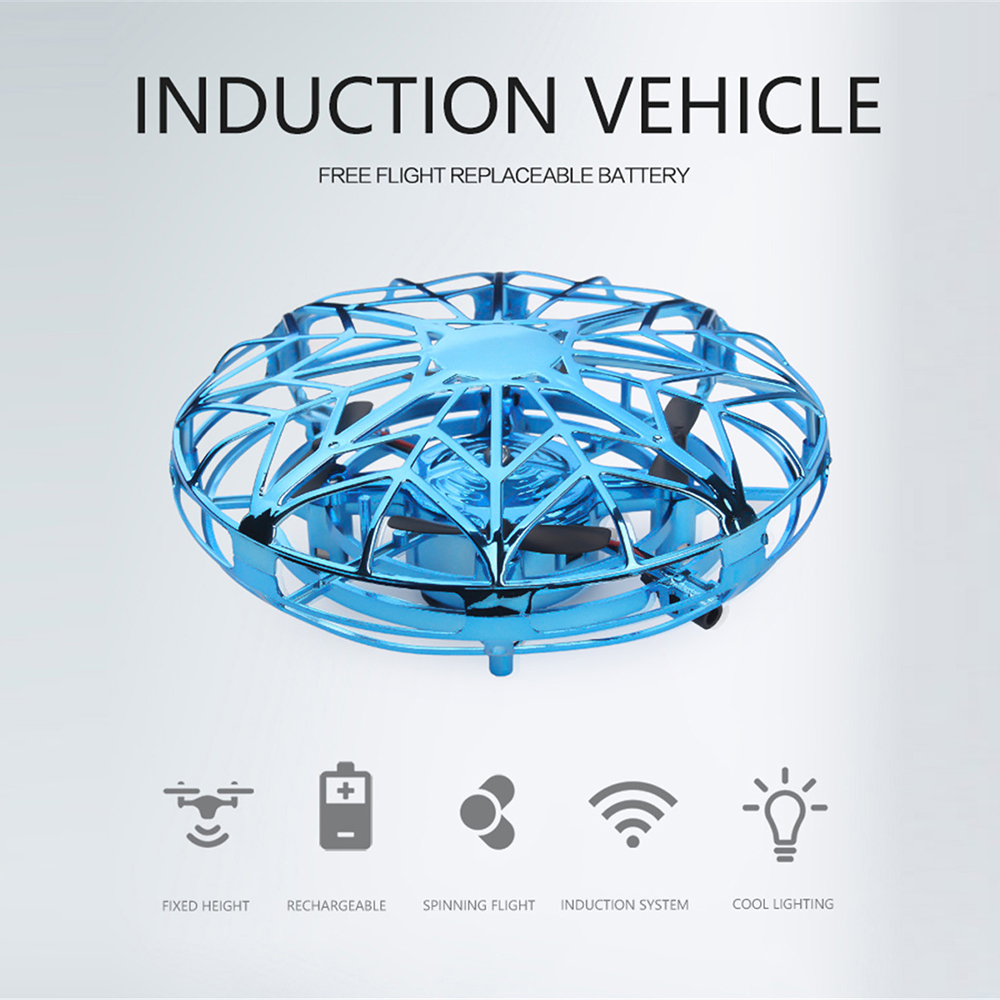 UFO Induction Vehicle ( Best gift for kids!)