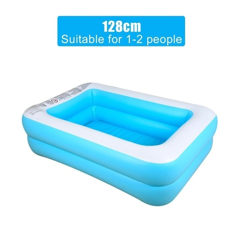 Fashion Summer Inflatable Family Kids Children Adult Play Bathtub Water Swimming Pool