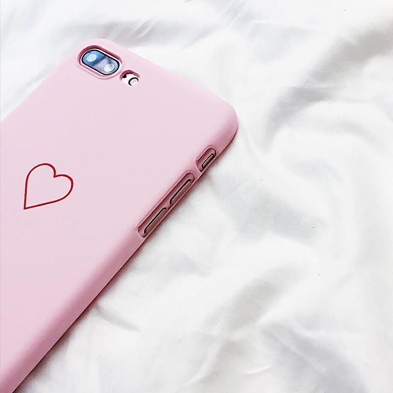 Heart Painted Case