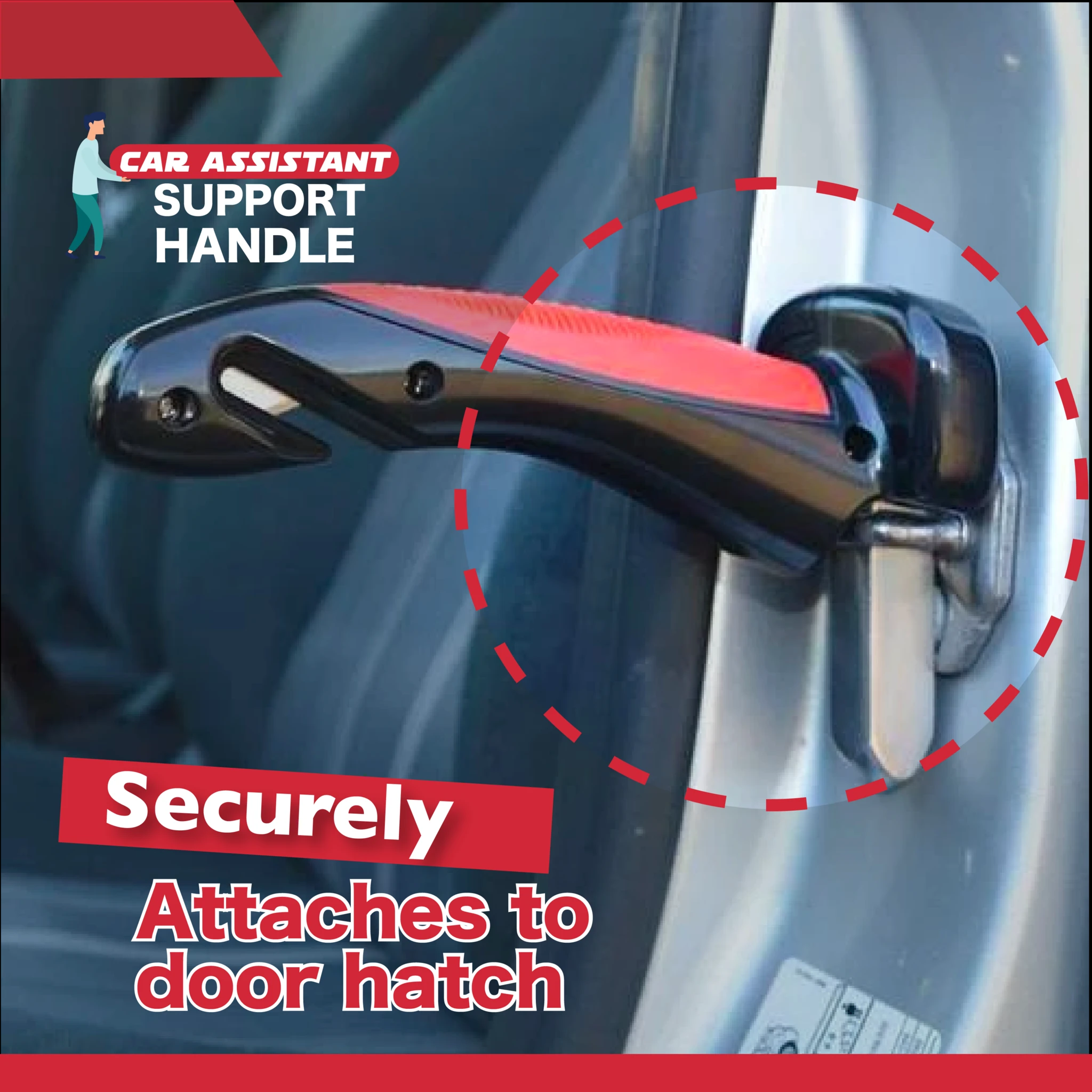 Car Assistant Support Handle