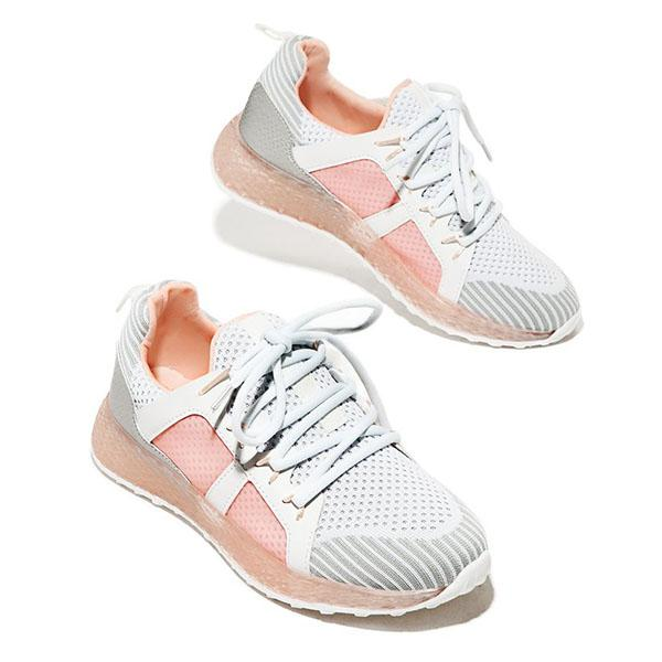 Mokoshoes Women Comfortable Mesh Breathable Running Sneakers