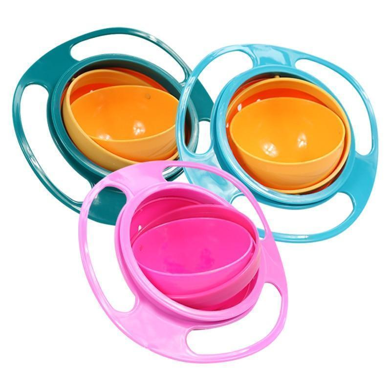 Anti-Spill 360 Toddler Bowl(Last Day Promotion 50% Off)