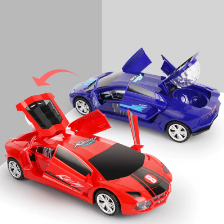 Best New Year Gifts For Children、30%OFF-3D Light Supercar-(BUY 2 FREE SHIPPING)