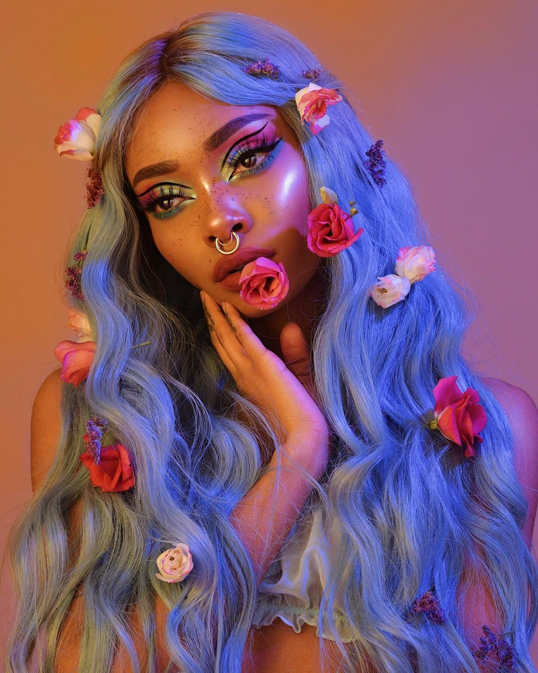 Blue Wigs Lace Frontal Wigs Cheap Human Wigs Teal Blue Hair Colour Childrens Blue Wig Faded Dark Blue Hair