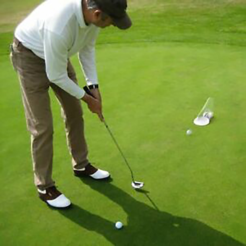 PuttOut Pressure Putt Trainer - Perfect Your Golf Putting