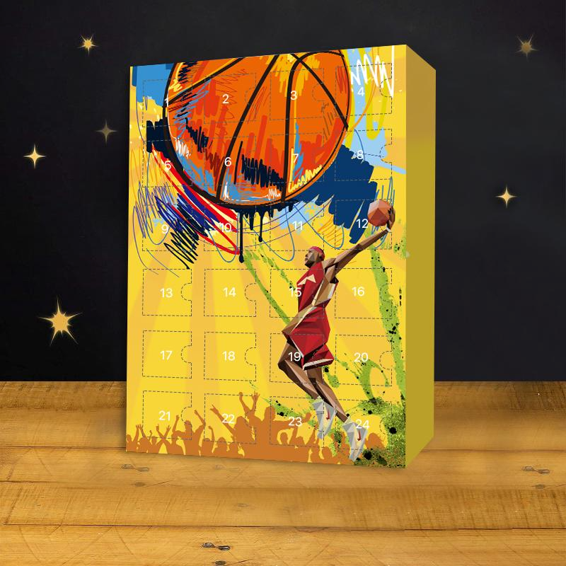 📅Basketball Star Advent Calendar🔥
