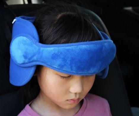 Car Seat Head Support