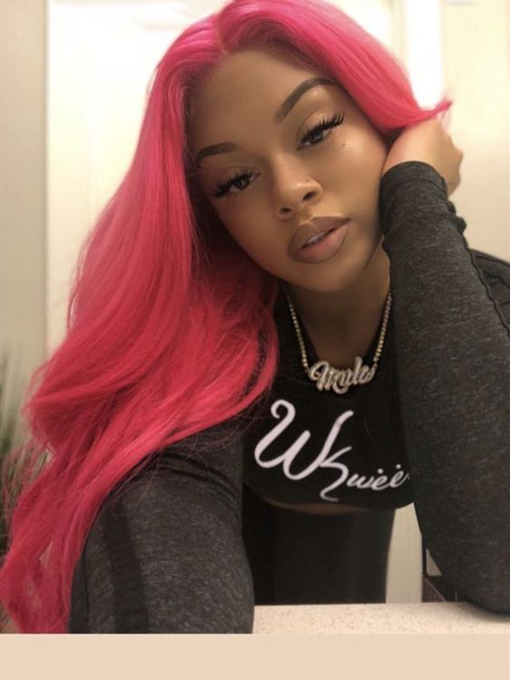 Red Wigs Lace Front Color Wigs Best Haircuts For Balding Men Mens Haircuts Short Sides Boy Cut Hairstyle Black And Red Hair Hair Styling