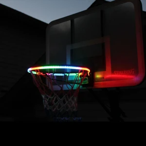 (50% OFF)Basketball Hoop -Activated LED Strip Light -7 Flash Modes- BUY 2 FREE SHIPPING