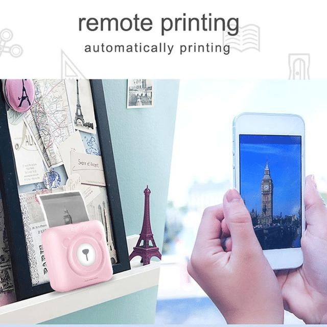 🔥2020 NEW Portable Smart Photo Printer—Free Shipping