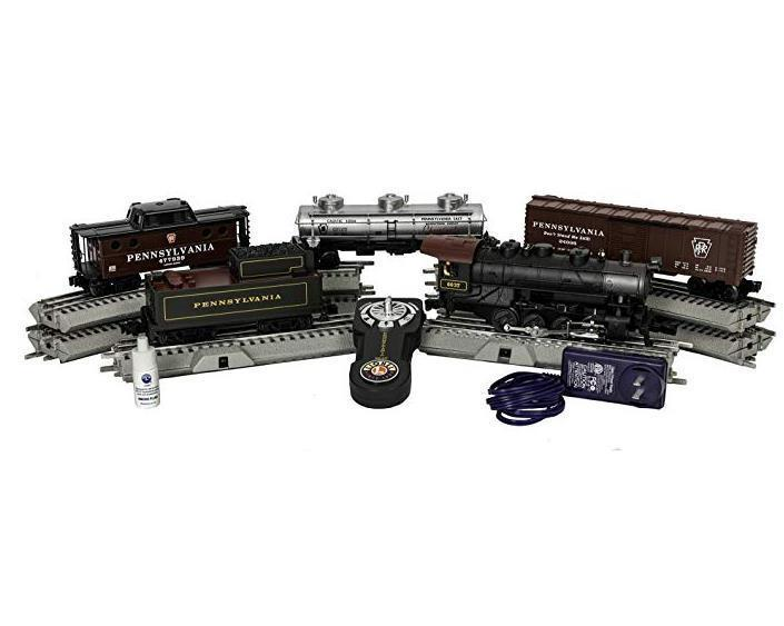 Flyer Electric Steam Remote Train Set with Remote and Bluetooth