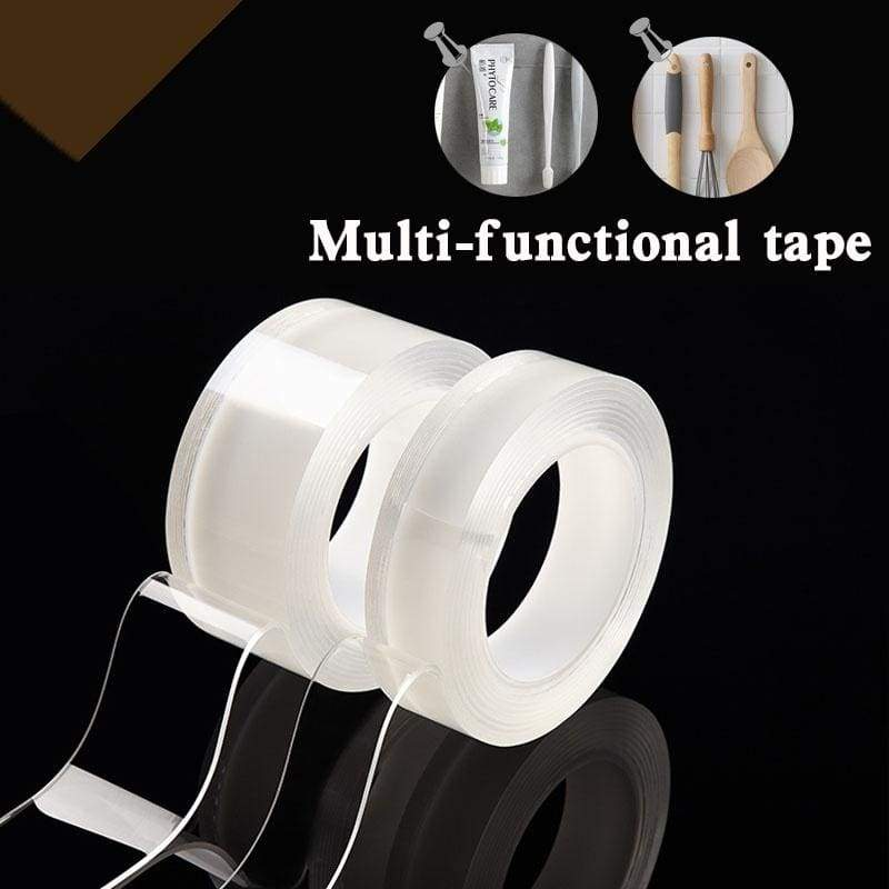 3m Multi-function Seamless Transparent Double-sided Adhesive Nano-gel Acrylic Foam Tape