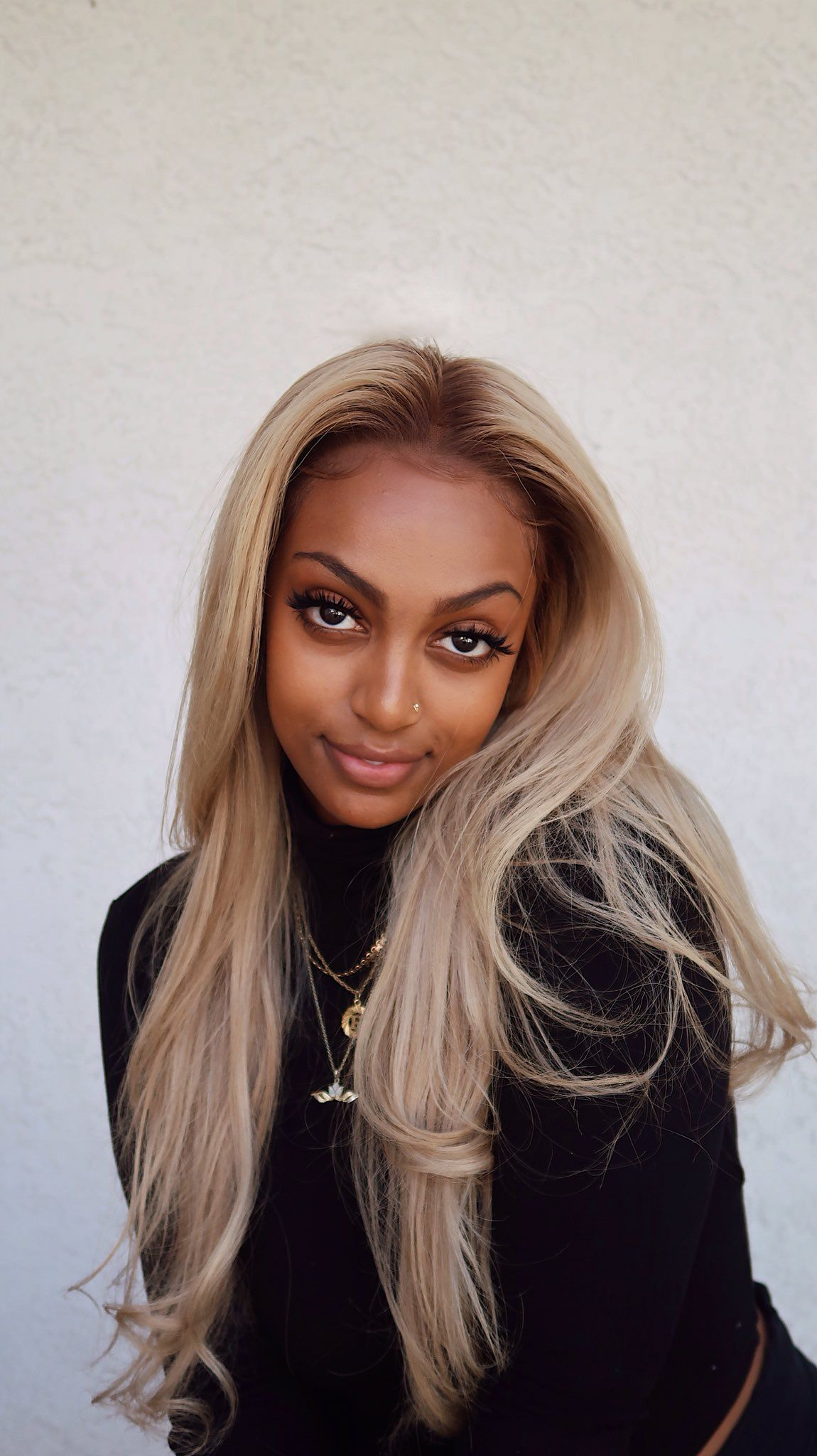 Blonde Wigs For Black Women Lace Front Lace Wigs For Sale Pre Plucked And Bleached Lace Wig Blonde Bob Lace Front Yaki Lace Front Wig