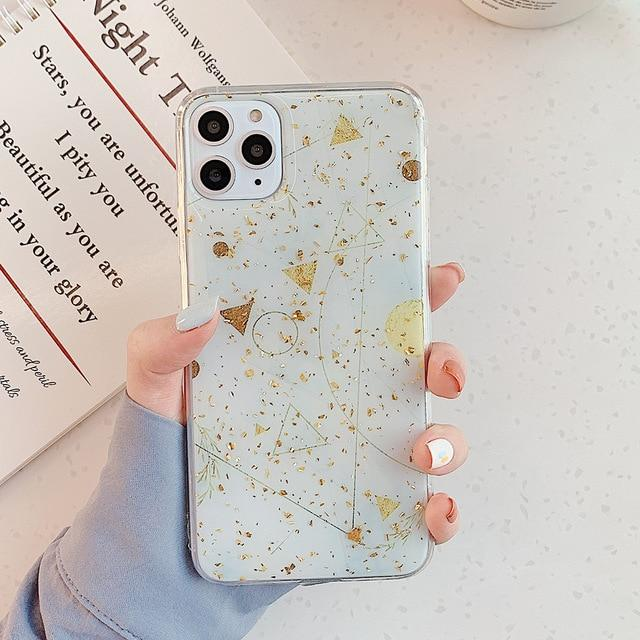 Gold Graffiti Case