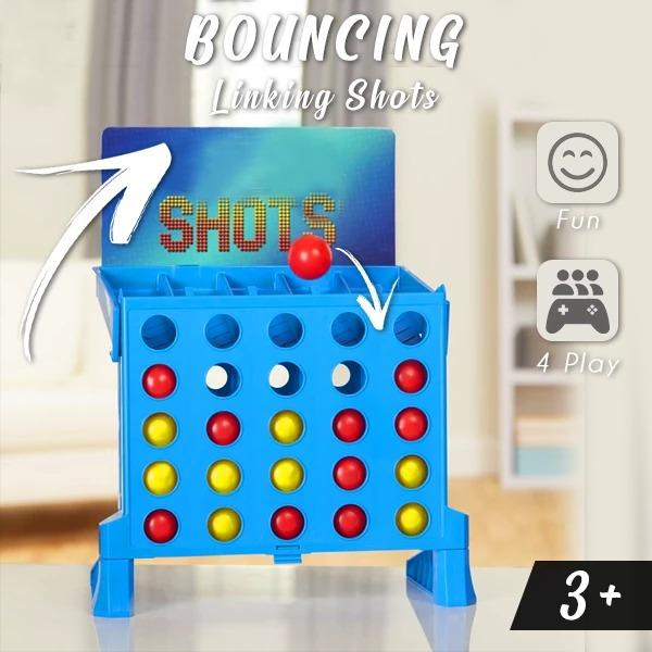 (Christmas Party 50%OFF) Bouncing Linking Shots