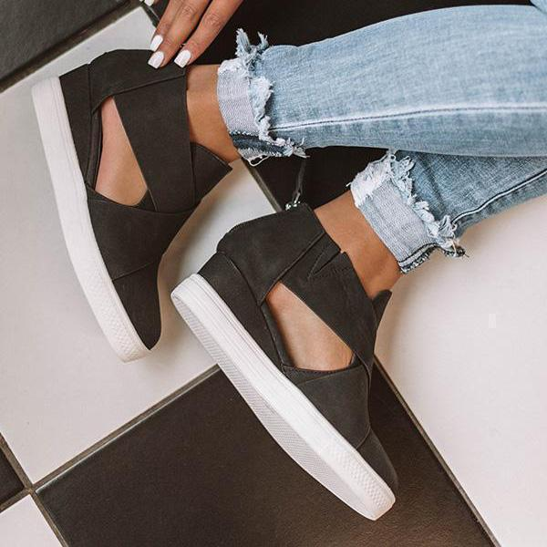 Mokoshoes Summer Comfortable Stylish Sneakers (Ship in 24 Hours)