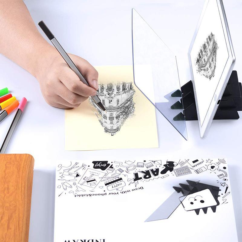 [Year-End Promotion - 50% Off] Optical Image Drawing Board