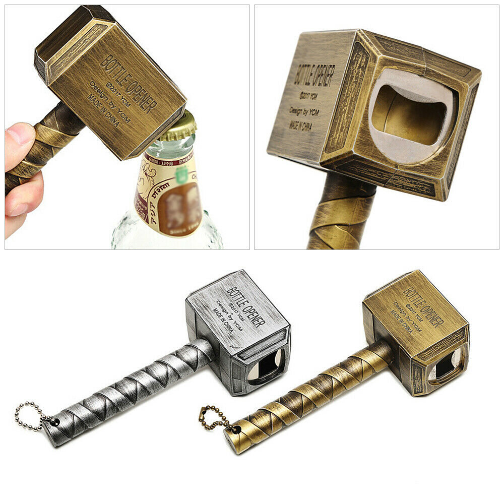 🍻Fun and creative miracle hammer beer bottle opener